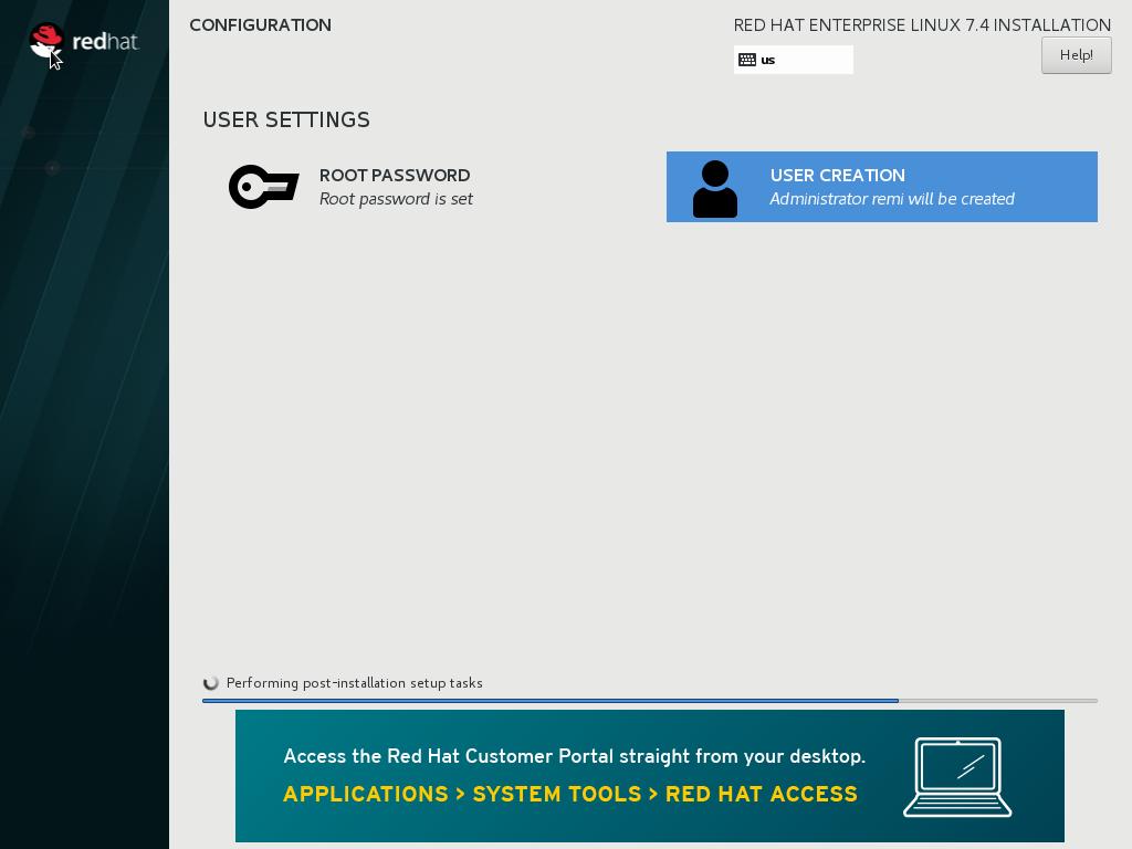 Mimiz Blog - Install RHEL in VirtualBox (on Mac Os)
